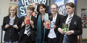 Sparkes fuels reading at Midhurst Rother College