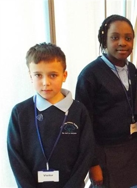 United Learning's young primary leaders graduate at...