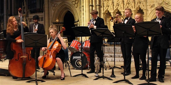 Lincoln Minster School hosts Summer Concert at Lincoln Cathedral