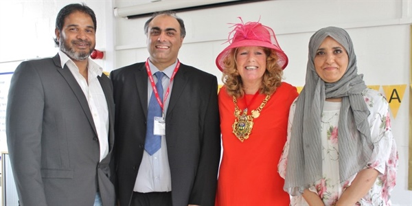 High Hazels Academy welcomes the Lord Mayor for inaugural awards event
