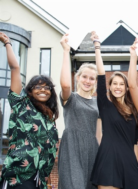 42% A* Grades For Guildford High School At A Level