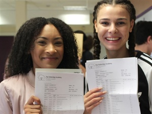 GCSE Results at The Totteridge Academy Hit Record High