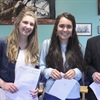 Lincoln Minster School pupils celebrate exam success