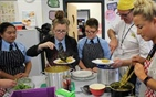 The Regis School students 'save the surplus' with UK...