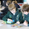 Primary Pupils express their creativity through storytelling