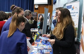 Turning ideas into careers at Carter Community School