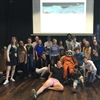 Students strengthen skills through drama at Easter residential