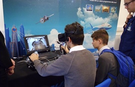Carter Pupils face the future at Bournemouth and Poole College STEM EVENT
