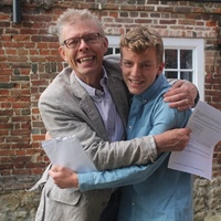 Medicine, Maths and the best universities after an impressive set of results at Ashford School