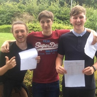 John Smeaton Academy Students Celebrate Best Ever A Levels