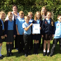 National Award for Hanwell Fields Community School