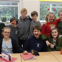 Dunottar School Raises £240 for Red Nose Day