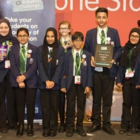 Manchester Academy Make the National Final of Robotics Competition