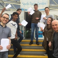 North Oxfordshire Academy Students Celebrate A Level Success