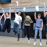 The Regis School Students Celebrate 'Best Ever' Results for the 2nd Year Running