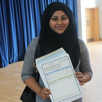 Sheffield Park Academy Celebrates GCSE Results
