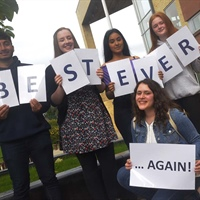 Stockport Academy Celebrate Best Ever GCSE Results – Again!