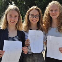 Lambeth Academy Students Enjoy Exam Success