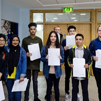 Manchester Academy Celebrates GCSE Results