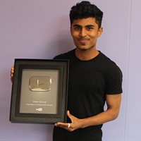 YouTube award for Sheffield Park Academy's video star