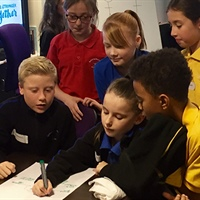 Pupils learn to be leaders as part of national programme